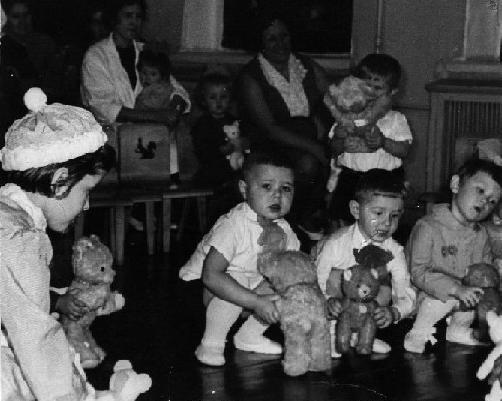 Детсад № 58 г. Оренбург 1 января 1968 г.