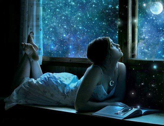 К чему снятся звезды на небе женщине
