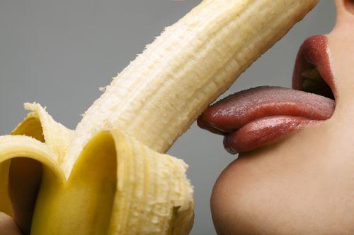 Сливки банан для секса