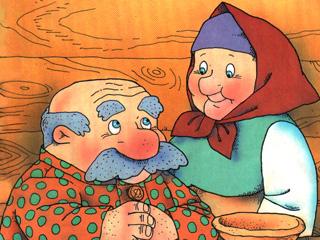 Бабушки на сказки колобок секс на русском