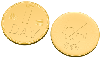 one day coin