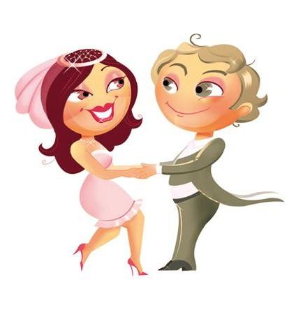 Пожелания с днем свадьбы самое лучшее