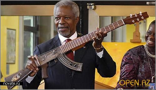 Гитара - отличный подарок мужчине на 23 февраля!