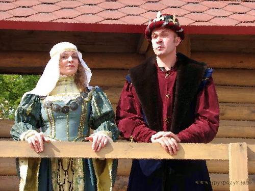 Князь и Княгиня