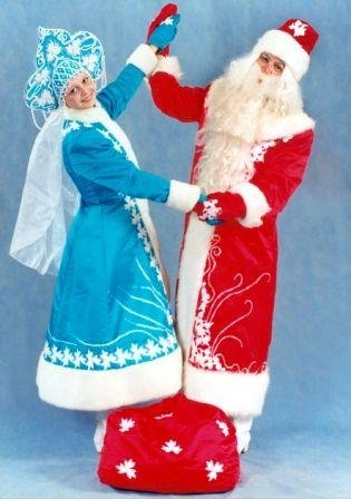Смешные про пьяных деда мороза и снегурочку поздравления с новым годом