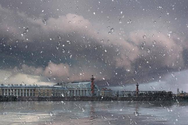 С-Петербург, утро 13 октября