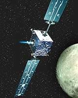 Космический зонд Smart-1 будет разбит о поверхность Луны