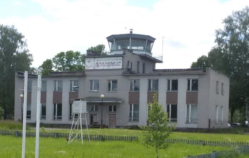 Аэропорт в Великих Луках