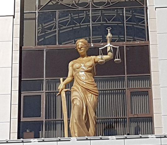 Речь на открытие публичного дома или районного суда