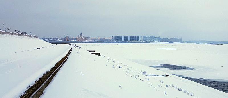 Нижний Новгород, лето в Австралии