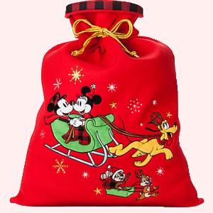 Мешок с подарками и речь-поздравление на год мыши и крысы