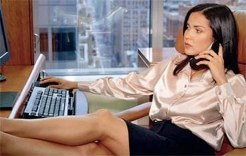 Сексуальная шефиня