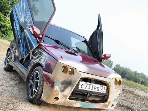Ока тюнинг фото своими руками - Журнал авто
