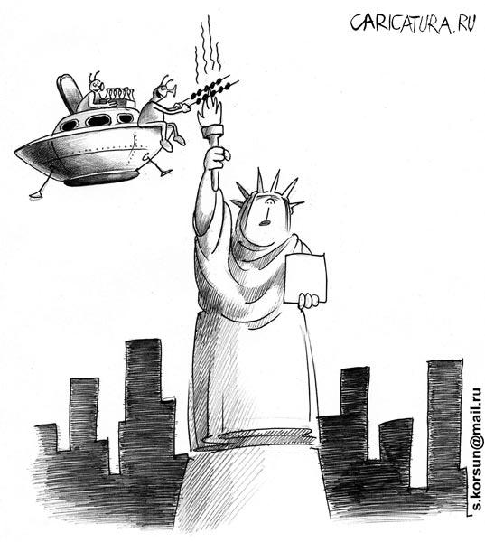 Карикатурару
