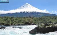 Volcan Osorno (Chile)