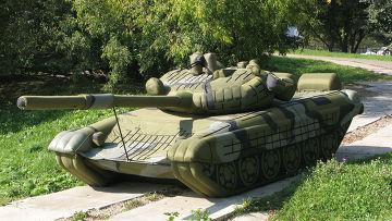 Надувные танки