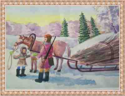 Сценарий нового года баба яга вместо снегурочки