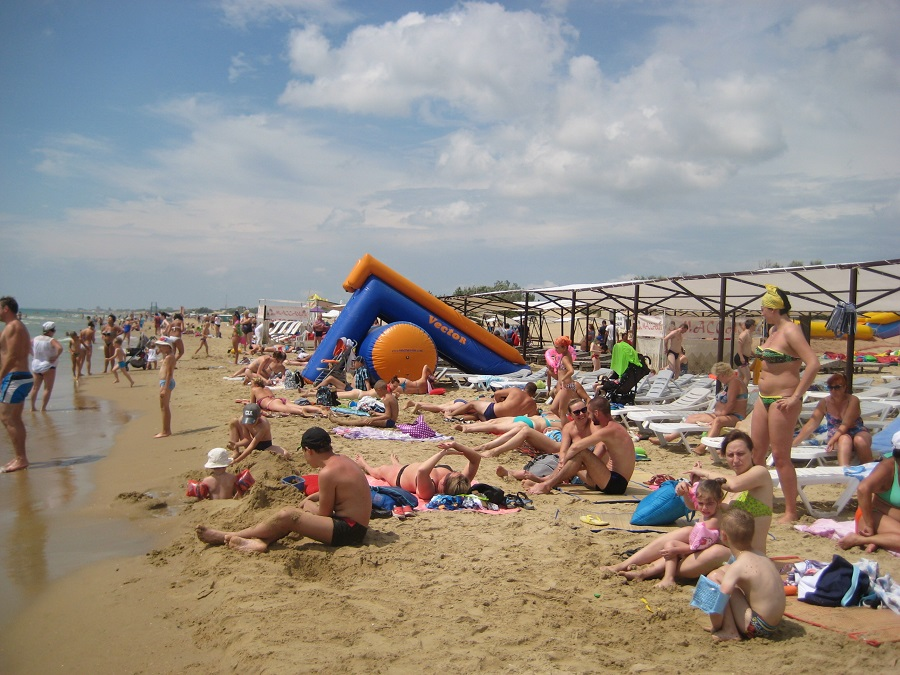 Пляж Джемете-2. Сезон без Анталии