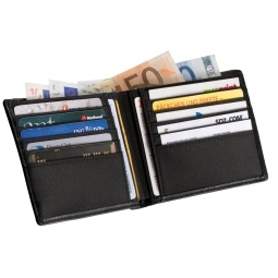 Бумажник - хорошиц подарок солидному мужчине на 23 февраля