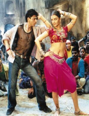 Страстный танец индуса и индейки