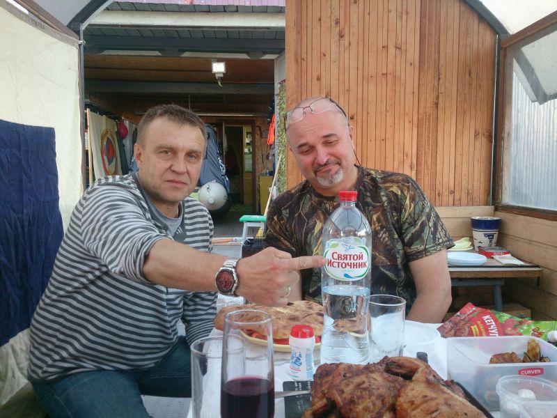 Tarkus и Стасюлевич